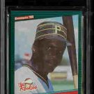 Barry Bonds San Francisco Giants 1986 Donruss XRC BGS 9.5 Rookie Card