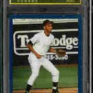 Derek Jeter New York Yankees 1992 Classic Collectors Club Mint 10