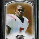 Reggie Bush New Orleans Saints 2006 Donruss Threads College Gridiron Kings Framed Green SN#/25