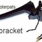 Left brake handle w/mirror bracket gy6 scooter part