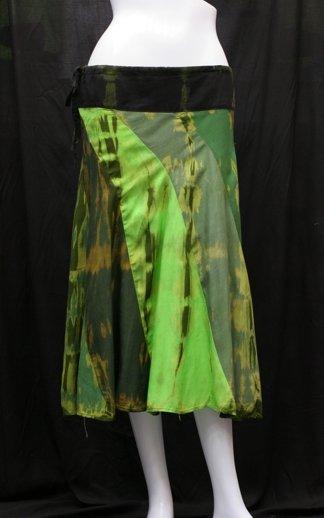 3/4- 8 panel skirt