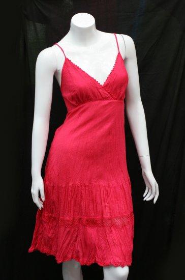 lace line dress