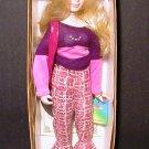 "Ashley Belle Porcelain Doll 16"" New In Box - EC"
