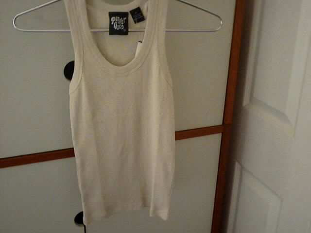 tan tank top  with free next day shipping
