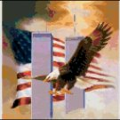 Remember Sept 11 Original Cross Stitch Pattern