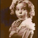 Shirley Temple cross stitch pattern