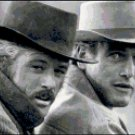 Butch and Sundance Cross Stitch Pattern