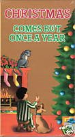 Christmas Comes But Once a Year (Vhs) *New & Sealed*
