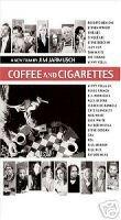 Coffee & Cigarettes (Vhs) Jim Jarmusch *New & Sealed*
