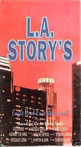 L.A. Story's (1993,VHS) 3 Films on 1 Video**Brand New**