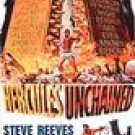 Hercules Unchained (2002, VHS)**Brand New** Steve Reeves, Sylva Koscina, Sylvia Lopez