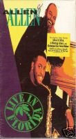 Allen T.D. Wiggins & Band - In Concert (1996, VHS)*New* **Very Rare and Hard to Find Video**