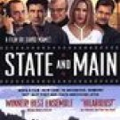 State and Main (2001, VHS) Sarah Jessica Parker *New* Alec Baldwin, Charles Durning, David Paymer