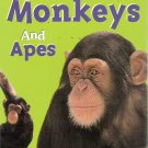 A Day With Monkeys and Apes (VHS) **Brand New**