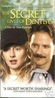 The Secret Lives of Dentists (2004, VHS) *Brand New* Campbell Scott, Lydia Jordan, Robin Tunney