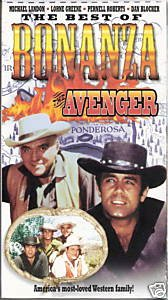 The Best Of Bonanza: The Avenger Vhs *New & Sealed*