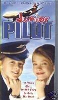 Junior Pilot (Vhs) Eric Roberts *New & Sealed*