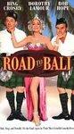 Road to Bali (2001, VHS) *New & Sealed* Bing Crosby, Bob Hope, Dorothy Lamour