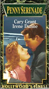 Penny Serenade (1985, VHS) Cary Grant *New & Sealed*