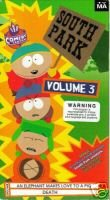 South Park - Vol. 3 (1998, VHS) *Brand New*