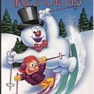 Frosty Returns (1998, VHS)**New & Sealed** ***Great Christmas Movie***