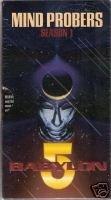 Babylon 5 Season 1 Mind Probers (2002, VHS) 3-Boxed Set**Brand New**