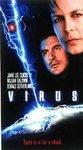 Virus (1999, VHS)**Brand New**Jamie Lee Curtis Joanna Pacula, Marshall Bell, William Baldwin
