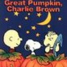 It's the Great Pumpkin, Charlie Brown (VHS, 1994) *New* ***Great Halloween Family Movie***