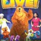 Bear In the Big Blue House - Live! (VHS, 2003) **New** ***Great Childrens's Movie***