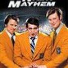 Monday Night Mayhem (2002, VHS) **Brand New** John Turturro, Kevin Anderson