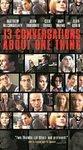 Thirteen Conversations About One Thing (2002, VHS) *New* John Turturro, Matthew McConaughey