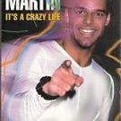 Ricky Martin: It's a Crazy Life (2003, VHS) *New*