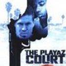 Playaz Court (2002, VHS) *Brand New* Charles Malik Whitfield, Charles Robinson
