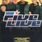 Five - Live (2000, VHS)**Brand New**