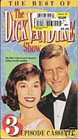 The Dick Van Dyke Show 3 Episodes (VHS) *New & Sealed*