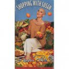 Susan Powter - Shopping With Susan (1994, VHS) **New**
