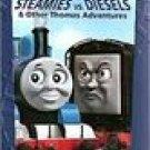 Thomas the Tank Engine - Steamies vs. Diesels (VHS) **New**