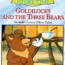 Goldilocks and the Three Bears Vol.1 (VHS, 1995)**Brand New**