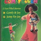 The Big Comfy Couch (VHS, 2003)**Brand New** Comfy & Joy/Jump for Joy (Withdrawn from Distribution)
