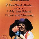 The Big Comfy Couch (VHS, 2004)**Brand New** My Best Friend/Lost and Clowned