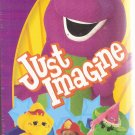 Barney - Just Imagine (VHS, 2006)**Brand New** **Great Children's Movie**