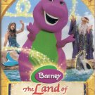 Barney - Land of Make Believe (VHS) **Brand New** ***Great Childrens's Movie***