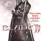 Blade II (VHS, 2002) Wesley Snipes **New**