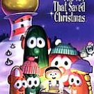 VeggieTales - The Toy That Saved Christmas (VHS, 1998)**NEW**