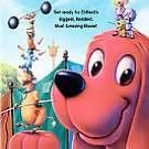 Clifford's Really Big Movie (VHS, 2004) **New**