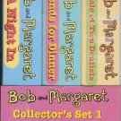 Bob and Margaret (VHS- 3 Tape Set) Vol. 1 - 3 **New**