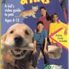 Paws, Claws, Feathers & Fins (VHS)**New** **Great Children's Movie**