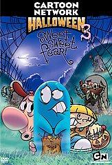 Cartoon Network:Halloween Vol. 3 (DVD, 2006)*Brand New* Vol. 3 - Sweet Sweet Fear