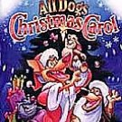 An All Dogs Christmas Carol (1998, VHS) **Brand New**