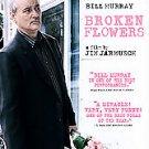 Broken Flowers (DVD, 2006) Sharon Stone *Brand New* Jeffrey Wright, Sharon Stone